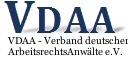 Verband deutscher VerkehrsrechtsAnwälte e.V. Logo